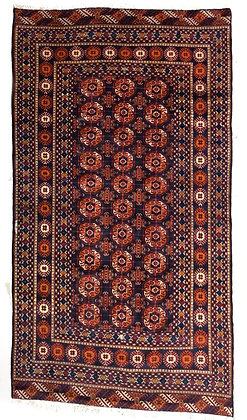 OCCASIONI – Tappeto Orientale Annodato a Mano Kashmere - 243x155 cm