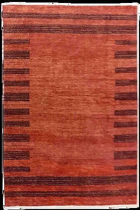 Modcar - Colori Vegetali - Tappeto Orientale Annodato a Mano - 227 x 161 cm