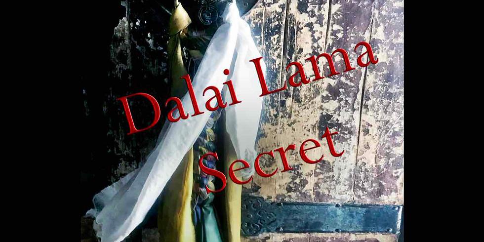 """[SOLDOUT] PRESENTAZIONE TEATRALE """"DALAI LAMA SECRET"""""""
