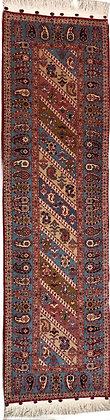 OCCASIONI – Tappeto Orientale Annodato a Mano Tabriz Romania - 293x82