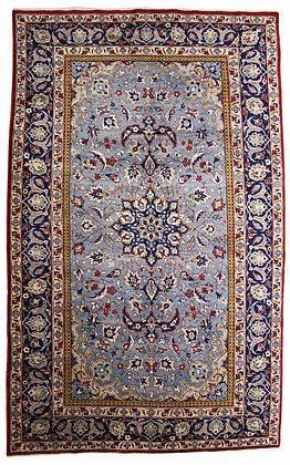 OCCASIONI – Tappeto Orientale Annodato a Mano Hesfan Persiano -262x158 cm