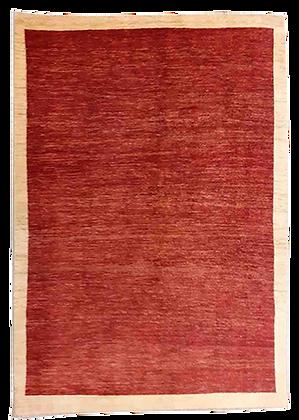 Gabbeh - Tappeto Orientale Annodato a Mano - 241 x 186 cm