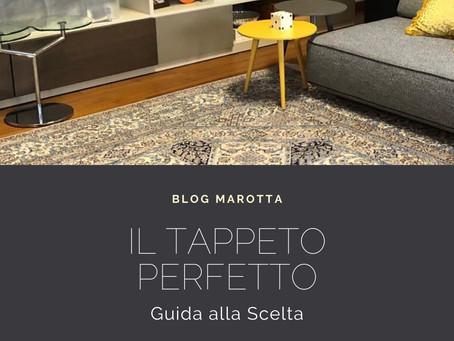 Guida alla scelta del tappeto perfetto
