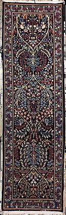 OCCASIONI – Tappeto Orientale Annodato a Mano Kirman - 290x74
