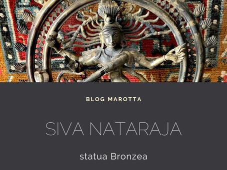 Statua Bronzea SIVA NATẠRᾹJA