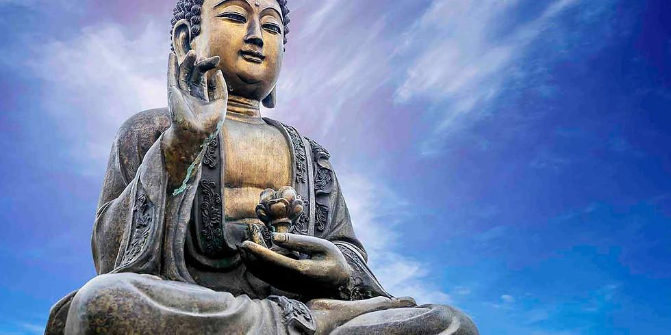 """Mostra sul Tibet """"Un trono tra le nuvole"""" - Visita Guidata 12 Luglio 2019"""