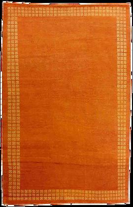 Indo Gabbeh - Tappeto Orientale Annodato a Mano - 244 x 173 cm