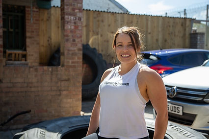 Jade Smith - Personal Trainer