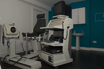 Biodex - Isokinetic Testing