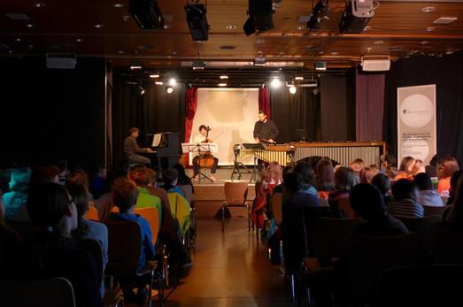 Kammerkonzert in der Albert-Einstein-Schule Schwalbach