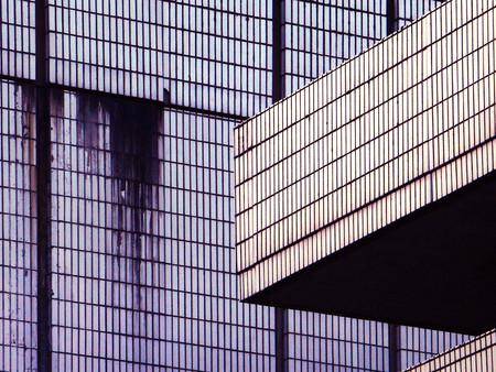 I've been studying Brutalism.