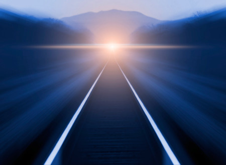 On the right track ....