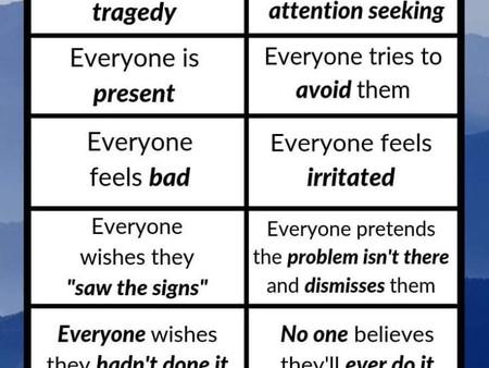 Suicide Matters