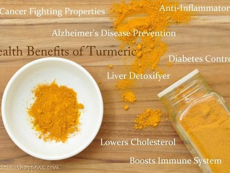 Turmeric and (Mental) Health