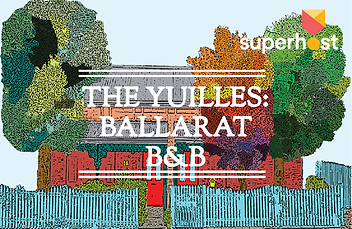 The Yuilles: Ballarat B&B Accommodation