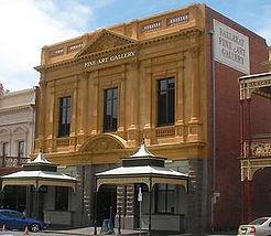 Ballarat Fine Arts Gallery (Lydiard St)- The Yuilles: Ballarat B&B