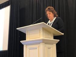 Maddie Candidate speech