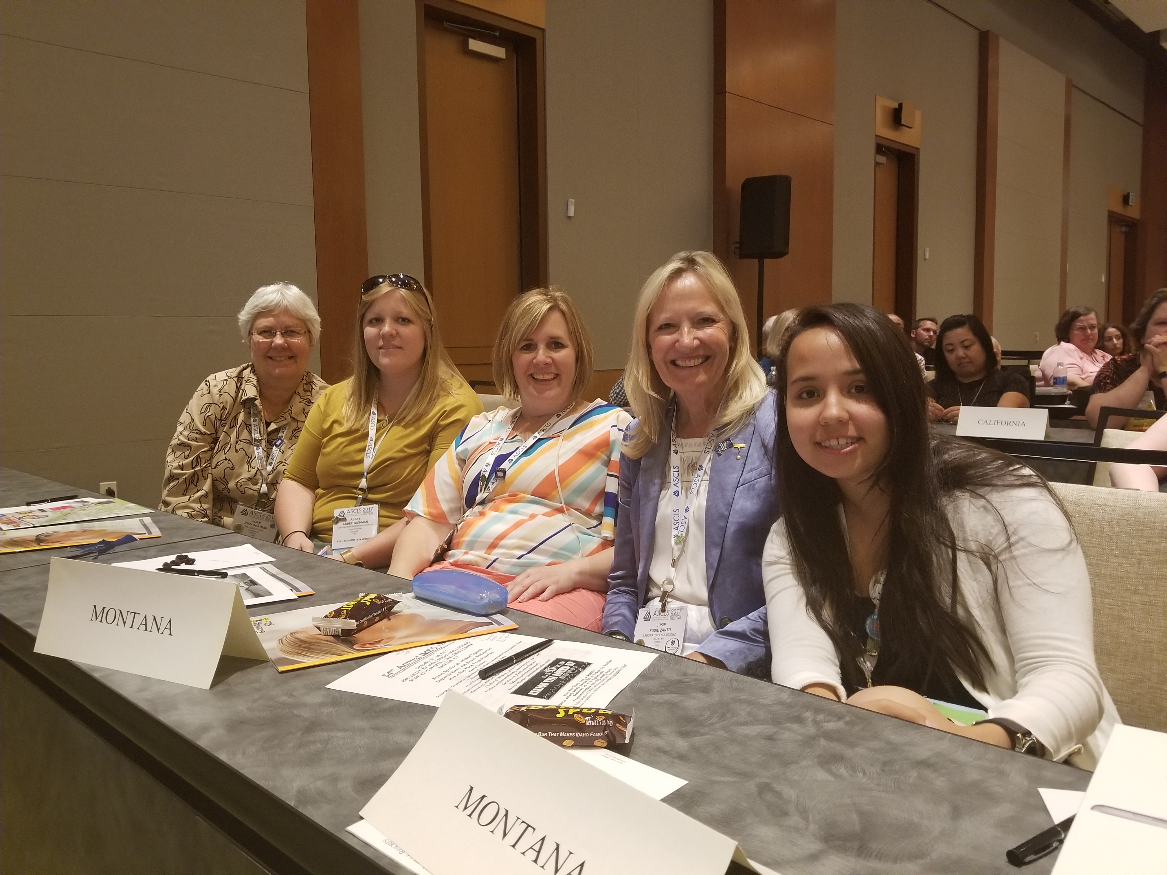 ASCLS-MT Delegation
