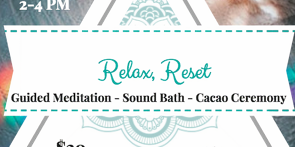 Relax, Reset