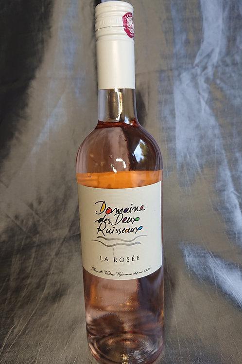 Rosé IGP du Languedoc - Domaine des deux ruisseaux
