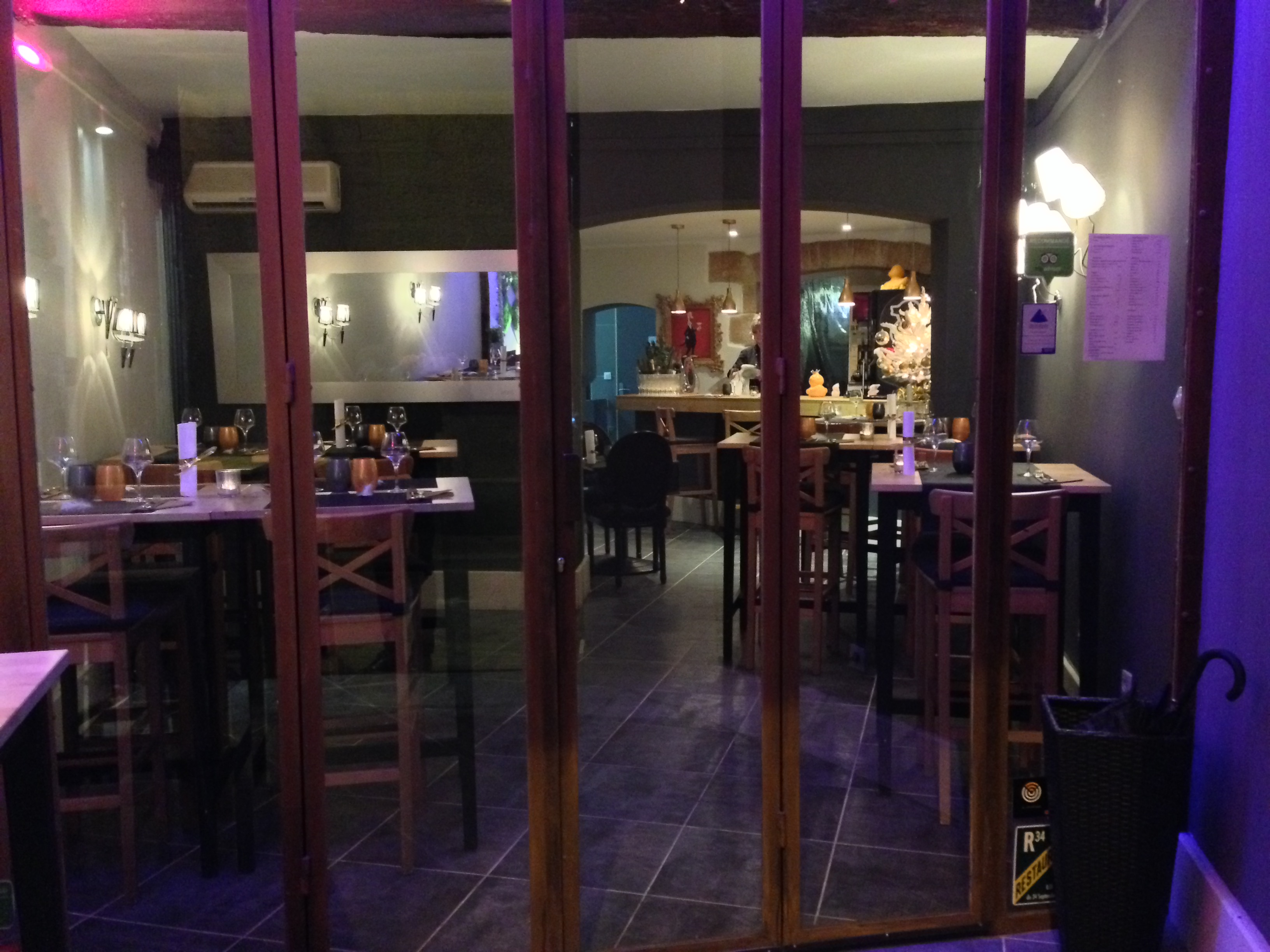 Restaurant salle 1