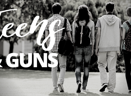 What Teens Think About Gun Safety