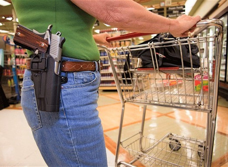 Should You Open Carry? It Depends.