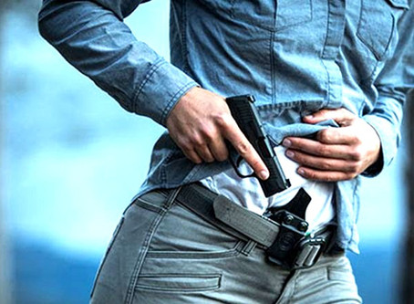 Moving Beyond Concealed Carry