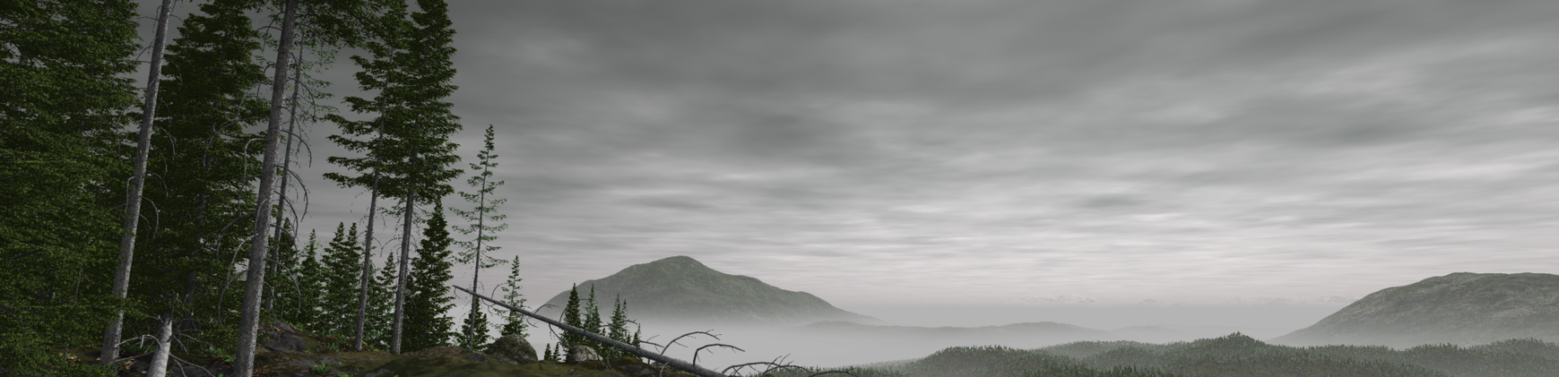 the silent lands
