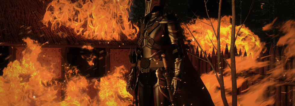 lord of the ashes