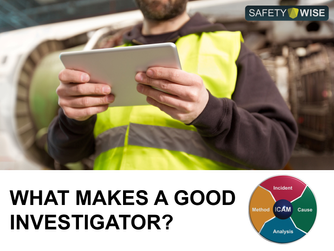 What Makes a Good Investigator?