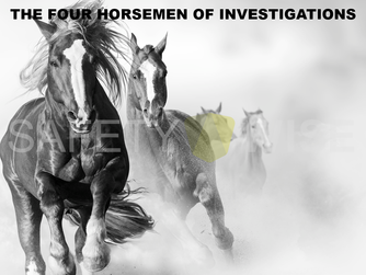 Who Are The Four Horsemen of Investigations?