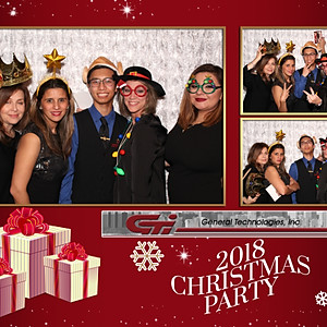 GTi Holiday Party