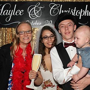 Haylee & Chris