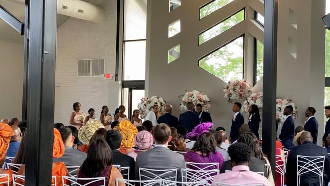 Last Wedding before Covid-19 shutdown
