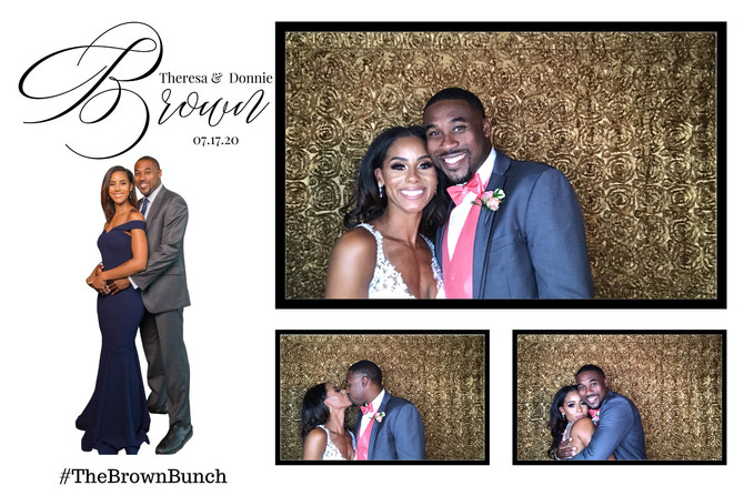 Theresa & Donnie Brown 7/17/20