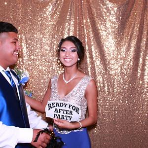 Pasadena High School Prom