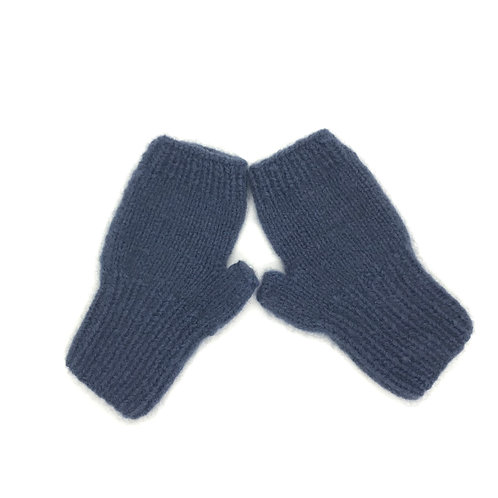 Cashmere Finger Free Gloves