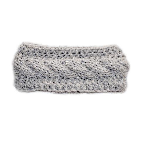 Cashmere Headband Doubled - Mönch