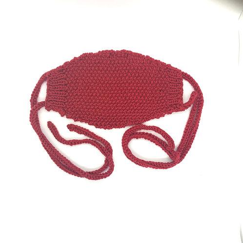 Merino Knit Face Mask