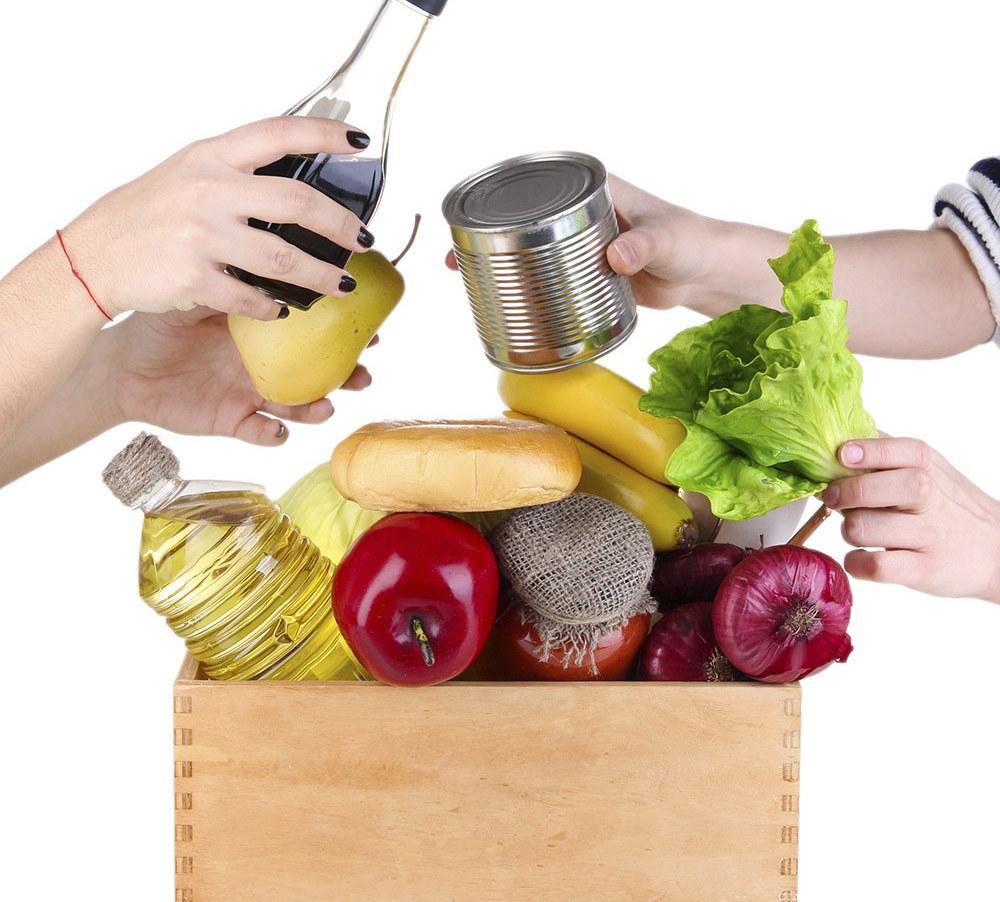 Maintien de l'aide alimentaire
