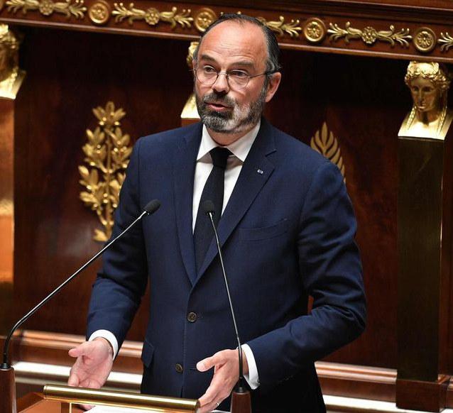 Script du discours du Premier Ministre devant l'Assemblée Nationale le 28 avril