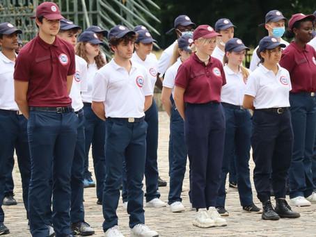 Une jeunesse engagée autour du Service national universel (SNU) !