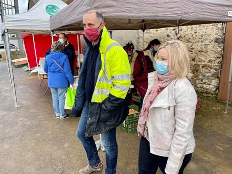 Marché de Noël à Dourdan et de producteurs à Chauffour-les-Etrechy : Saveurs et savoir-faire locaux