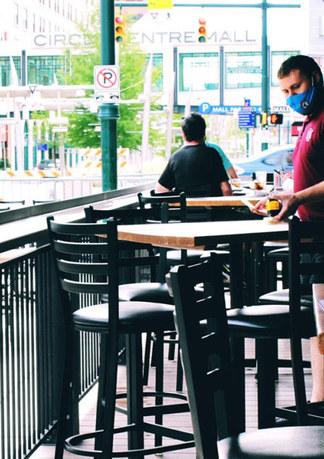 Hôtels-cafés-restaurants : suite du déconfinement