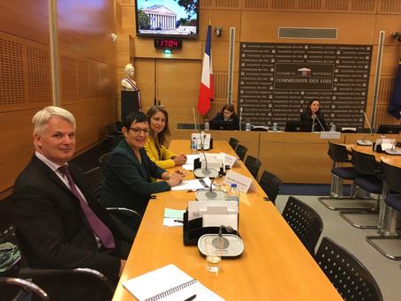Délégation aux Droits des femmes : Audition sur la parité dans les exécutifs locaux