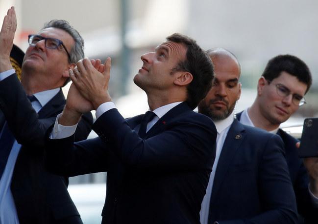 7 avril : visite du Président de la République en Seine-Saint-Denis