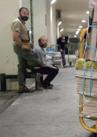 Distribution de la presse : situation de l'entreprise Presstalis