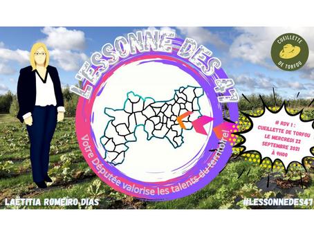 L'Essonne des 47 : Immersion à la cueillette de Torfou !