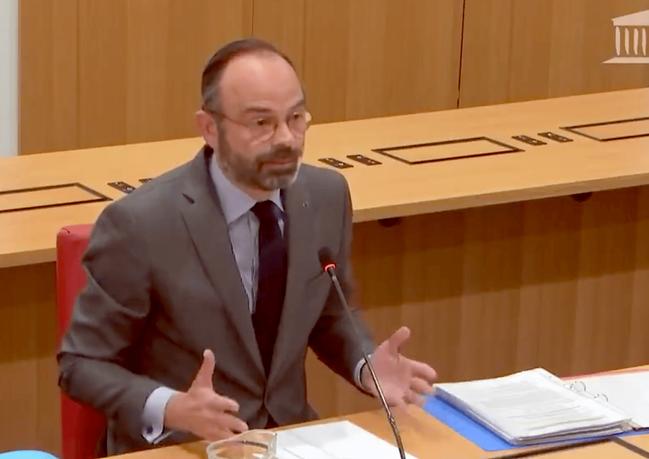 Audition du Premier ministre par la mission d'information sur le Covid-19